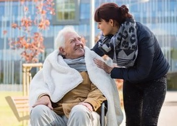 The Surprising Rewards of Caregiving